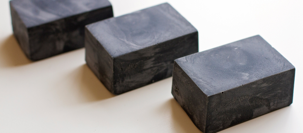 Making Facial Soap with Activated Charcoal