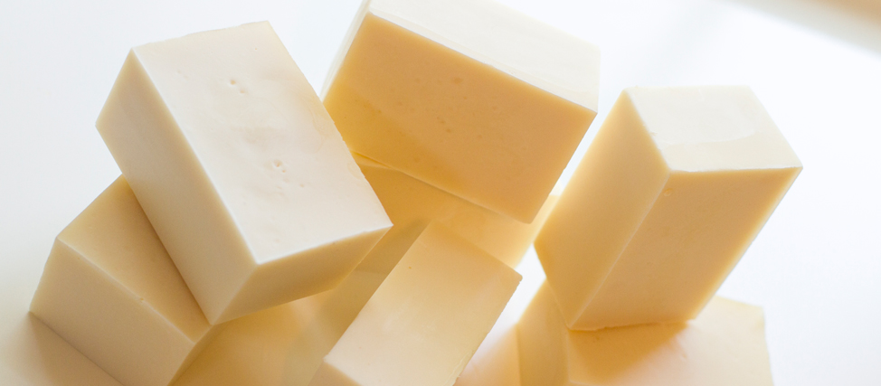 Making Bergamot Shampoo Bars