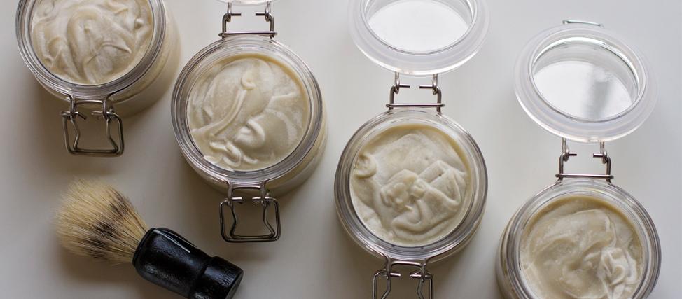 Making Shaving Soap